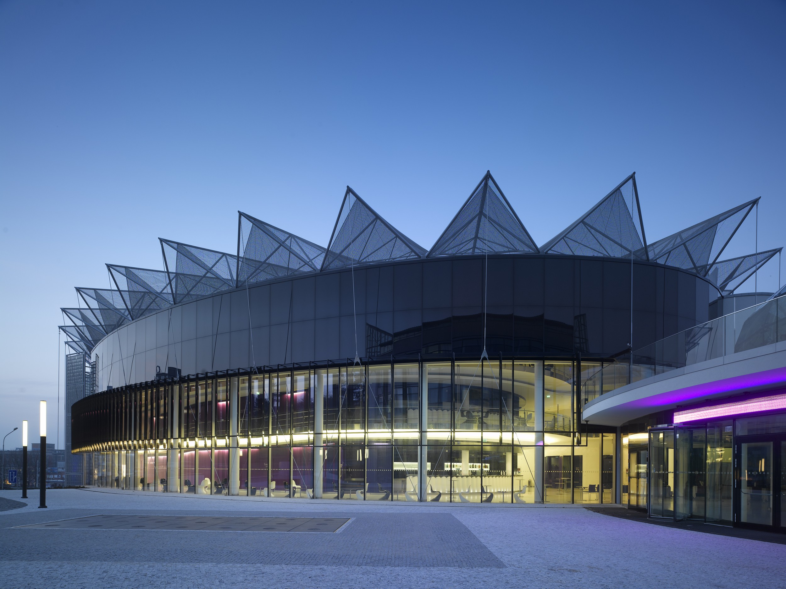 Kongresszentrum Zlín - Foto: Richard Davies