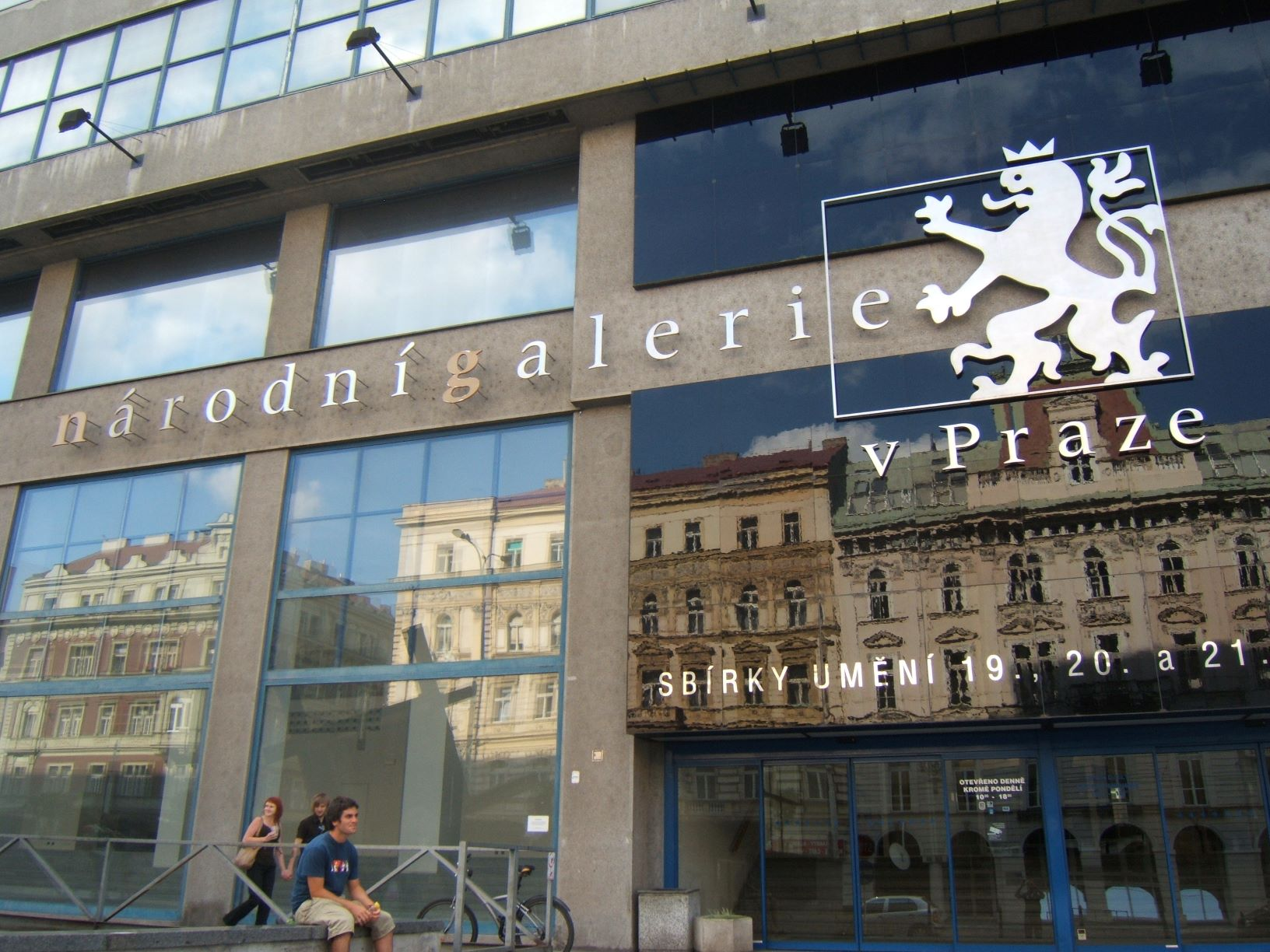 Prager Nationalgalerie im Messepalast / Foto: Michele Sirchi, CC BY-SA 3.0/Wikipedia