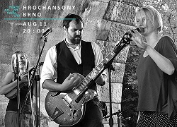 Flyer: Hrochansony in Prag